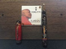 Delta Indigenous People Maasai 1K fountain pen