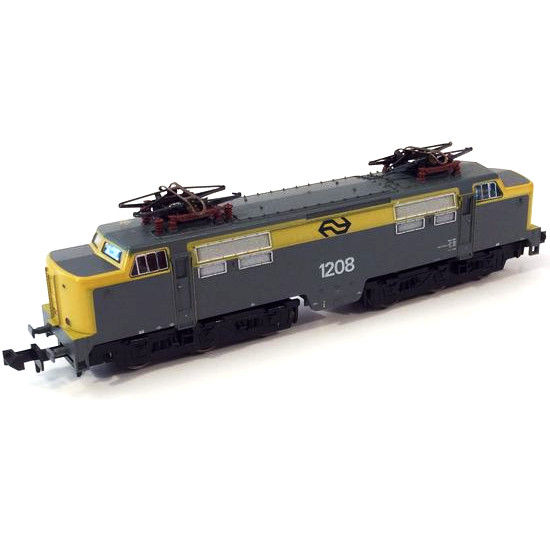 Trix N - 12826 - E-locomotive series 1200 of the NS (917)