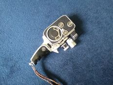 Film camera and projector Bolex paillard M8