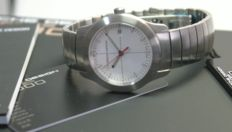 Porsche Design P 6000 Ref. 6601.41 - men's wristwatch, never worn