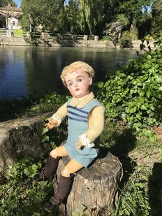 Very nice German Kestner boy H made in Germany 12 167