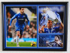 Michael Ballack original signed photo - Deluxe Framed + COA
