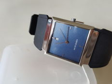 Jacob Jensen dress watch men's wristwatch