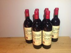 1990 Chateau Carteau, Saint-Emilion Grand Cru - 6 bottles