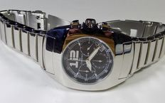 Cortebert Elit - Two Tone Dial - 2000's - Men's Chronograph