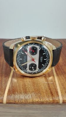 Avelta Swiss Chronograph- Men's watch – From the '50s/'60s