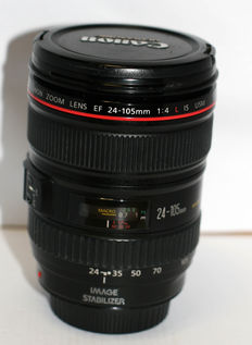 Canon EF 24-105 f 4 L IS