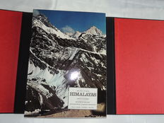 Shirakawa, Yoshikazu - Himalayas. Testimonial by the King of Nepal - 1986.