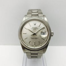 Rolex Oyster Perpetual Date, Unisex, Box & Documents, Year 2003
