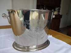 Champagne cooler / wine cooler 2nd half 20th century