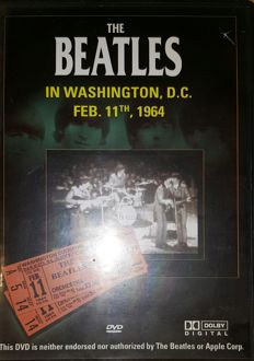 "Beatles  A Lot  10 DVDs  ""Beatles Live"""
