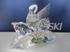 Swarovski - 3 new plaques + Orchid.
