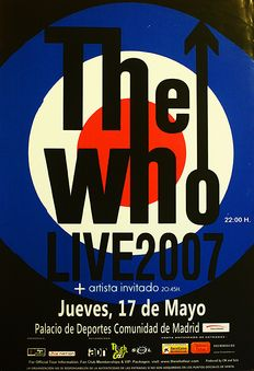 The Who – 2007 Madrid