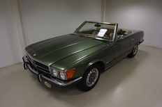Mercedes Benz – SL450 Roadster – 1973