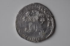 West-Friesland - Lion Thaler 1651 - silver
