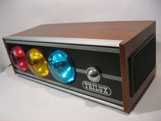 Trilux - Vintage Rare Light Box - Lighting effect, c. 1965, Belgium