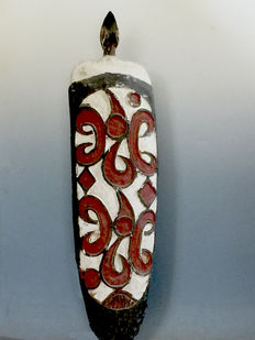 Presentation tray (bowl) - Asmat - West-Papua