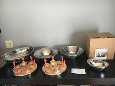 Various Alessi items