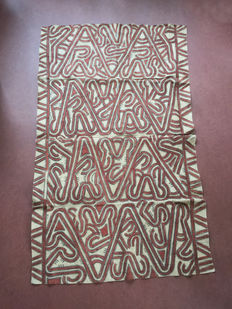 Tapa Cloth - Collingwood Bay - Papua New-Guinea