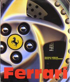 Great book with history of Ferrari from 1948 tot 1995