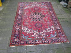 Persian hand-knotted rug - Heriz - 300 x 210 cm - Iran - 20th century