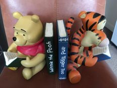 Disney, Walt - 2 Bookends - Winnie The Pooh and Tigger