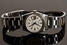 Rolex - Red Date Datejust - 1953 - Men's wristwatch - 6305 (1) - Men - 1950-1959