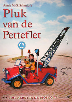 Anonymous - 'Pluk van de Petteflet,' signed by lead actor - 2004