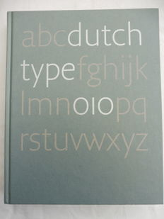 Typography; Jan Middendorp - Dutch Type - 2004