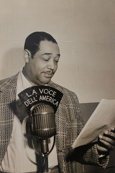 Unknown - Office of War Information (OWI) - Duke Ellington - 1940's