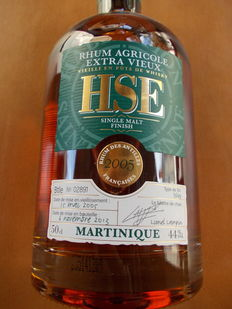 HSE - Islay single malt finish - 44%.