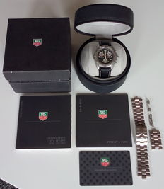 TAG Heuer Professional 2000 Series Chronograph – CK1110 – Men's wristwatch (Full set)