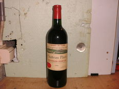 1995 Chateau Pavie, Saint-Emilion Grand Cru Classé – 1 bottle