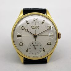 Cauny Jumbo 40mm – Men's Wristwatch