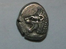 Ancient Greece - Ionia - Miletus - twelfth of a stater AR (c. 510-494 BC)