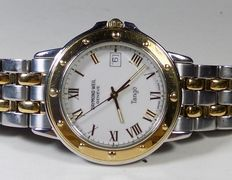 Raymond Weil Tango - Pure White - Two Tone - 2000's - Men's Wristwatch