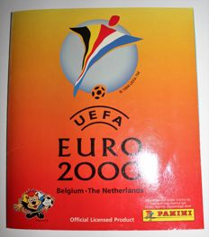 Panini - UEFA Euro 2000 - Complete album - Magnificent condition