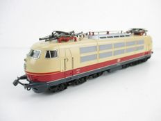 Märklin H0 - 3054 - Electric Locomotive TEE BR 103 of the DB