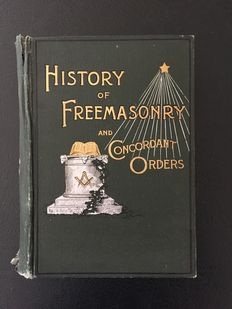 Board of editors - History of Freemasonry and Concordant Orders - 1891