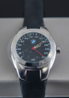 BMW counter dial 260 km/h - wristwatch