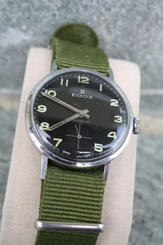 Edox – men's watch – circa 1950