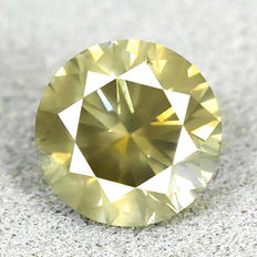 Diamond - 0.51 ct - no reserve price