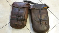 Horse riding saddlebags
