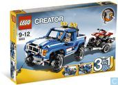 Lego 5893 Offroad Power