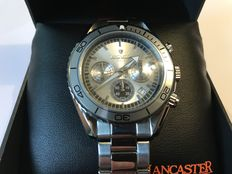 Lancaster Chronograph, wristwatch, 2016, never worn