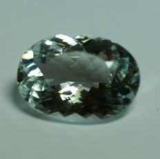 Aquamarine - 11,72 ct