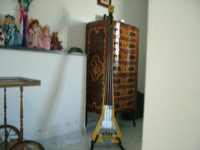 Framus 60s double-bass 4-strings, perfectly working