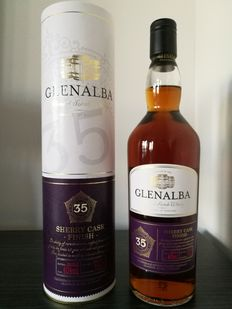 Glenalba 35 Years Old Sherry Cask Finish