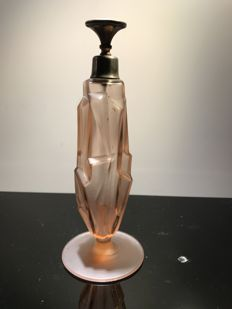 DeVilbiss - Art Deco perfume bottle