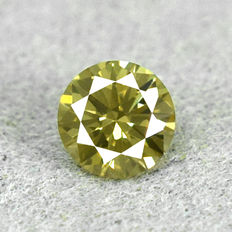 Diamant - 0.115 ct No Reserve Price